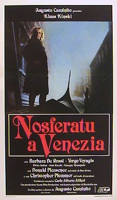 Nosferatu in Venice (1988) – Mike's Take On the Movies