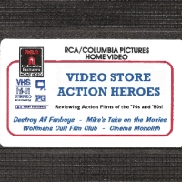 Coming Soon: Video Store Action Heroes! — Cinema Monolith