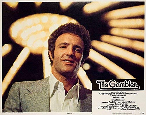 The Gambler 1974 Mike S Take On The Movies Rediscovering Cinema S Past