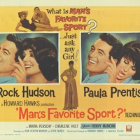 Man's Favorite Sport?   (1964)