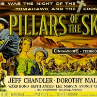 Selling the Movie With Jeff Chandler on the Poster