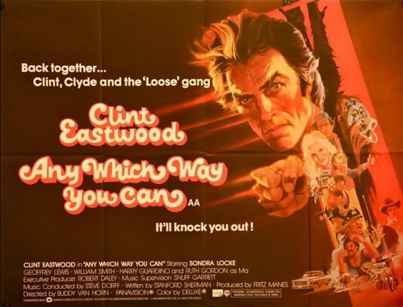 Any Which Way You Can (1980) – Mike's Take On the Movies