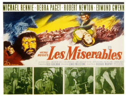 Les Miserables (1952) – Mike's Take On the Movies ...